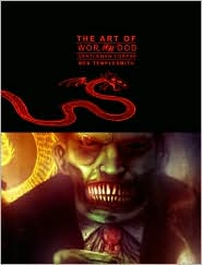 Ben Templesmith's Art of Wormwood: Gentleman Corpse