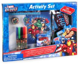 Marvel Heroes Activity Set
