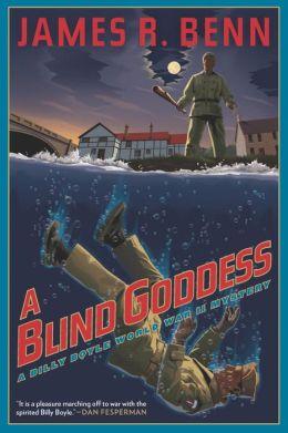 A Blind Goddess (Billy Boyle World War II Mystery Series #8)