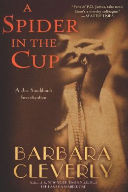 A Spider in the Cup (Joe Sandilands Series #11)