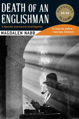 Death of an Englishman (Marshal Guarnaccia Series #1)