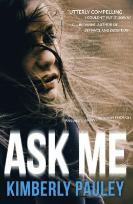 The cover of Ask Me