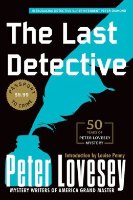 The Last Detective (Peter Diamond #1)