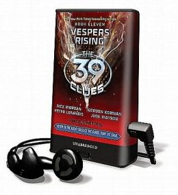 Vespers Rising (The 39 Clues Series #11)