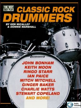 Classic Rock Drummers