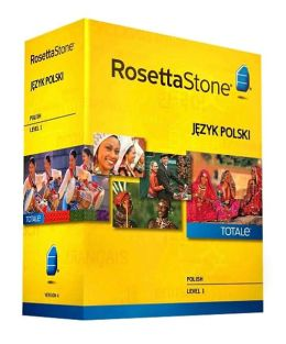 Rosetta Stone Polish v4 TOTALe - Level 1 - Learn Polish