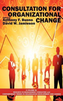 Consultation For Organizational Change (Hc)