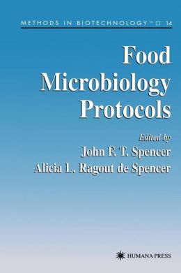 Food Microbiology Protocols