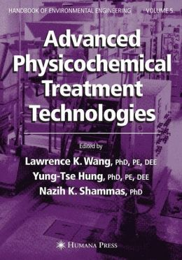 Advanced Physicochemical Treatment Technologies: Volume 5