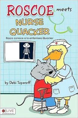 Roscoe Meets Nurse Quacker 3D