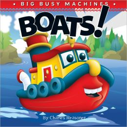 Big Busy Machines - Boats