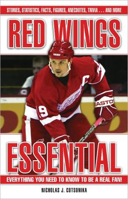 Red Wings Essential: Everything You Need to Know to be a Real Fan!