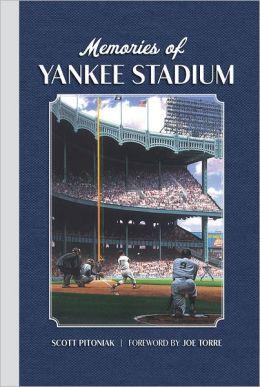 Memories of Yankee Stadium