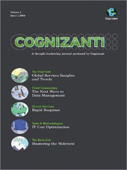 Cognizanti Journal - Issue 3: Business and technology thought leadership from Cognizant