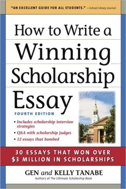 gen and kelly tanabe scholarship essay samples