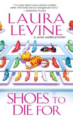 Shoes to Die For (Jaine Austen Series #4)