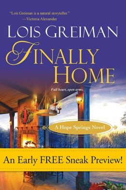 Finally Home: Free Sneak Preview