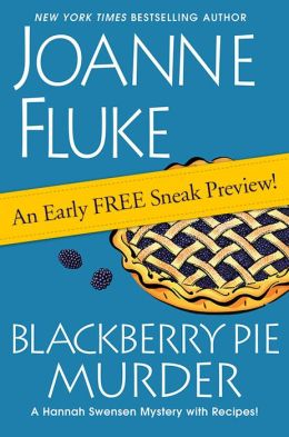 Blackberry Pie Murder: Free Sneak Preview