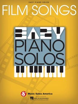 Film Songs - Easy Piano Solos