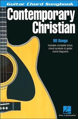 CONTEMPORARY CHRISTIAN - GUITAR CHORD SONGBOOK (6X9)
