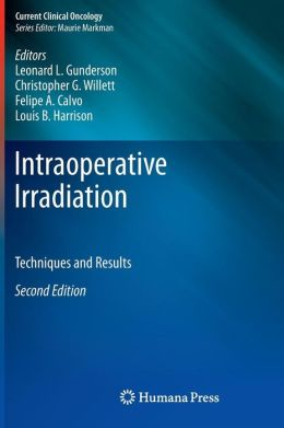 Intraoperative Irradiation: Techniques and Results