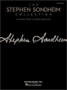 The Stephen Sondheim Collection - Piano/vocal