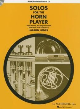 Solos for the Horn Player Book & CD