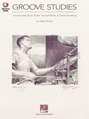 Why Does It Groove? Accents & Ghost Notes: The Subtleties Of Great Drumming (book/cd)