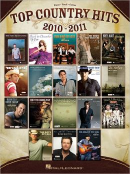 Top Country Hits 2010-2011