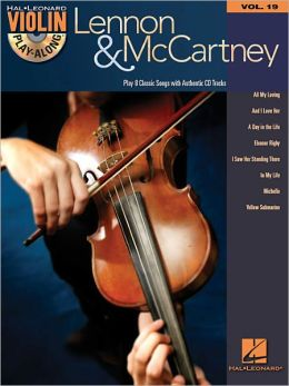 Lennon & McCartney: Violin Play-Along Volume 19