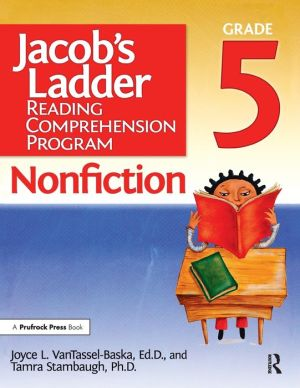 Jacob's Ladder Reading Comprehension Program: Nonfiction (Grade 5)