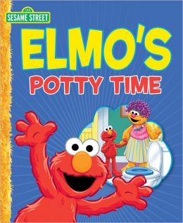 Elmo's Potty Time (Sesame Street Series)