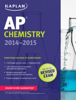 Kaplan AP Chemistry 2014-2015