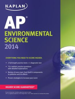 Kaplan AP Environmental Science 2014