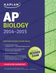 Book Cover Image. Title: Kaplan AP Biology 2014-2015, Author: Linda Brooke Stabler