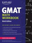 Book Cover Image. Title: Kaplan GMAT Math Workbook, Author: Kaplan