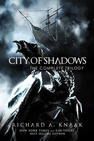 City of Shadows: King of the Grey, Frostwing, Dutchman