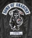 Book Cover Image. Title: Sons of Anarchy:  The Official Collector's Edition, Author: Tara Bennett