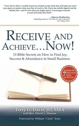 Receive And Achieve...Now!