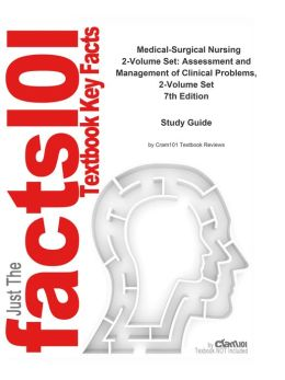 e-Study Guide for: Medical-Surgical Nursing 2-Volume Set: Assessment and Management of Clinical Problems, 2-Volume Set by Patricia Graber OBrien, ISBN 9780323036887