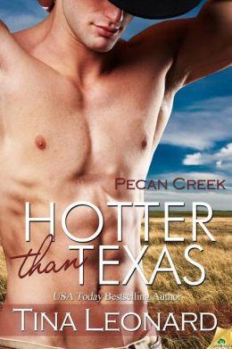 Hotter than Texas