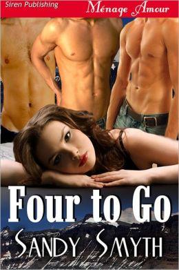 Four to Go (Siren Publishing Menage Amour)