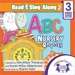 ABC Nursery Rhymes Read & Sing Along [Includes 3 Songs]