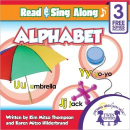 Alphabet Collection Read & Sing Along [Includes 3 Songs]