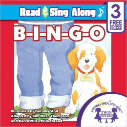 B-I-N-G-O Read & Sing Along [Includes 3 Songs]