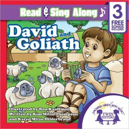 David and Goliath Read & Sing Along [Includes 3 Songs]