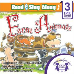 Farm Animals Collection Read & Sing Along [Includes 3 Songs]