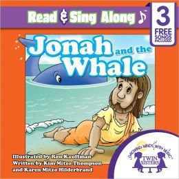 Jonah and the Whale Read & Sing Along [Includes 3 Songs]