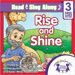 Rise and Shine Read & Sing Along [Includes 3 Songs]