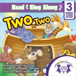 Two By Two Read & Sing Along [Includes 3 Songs]